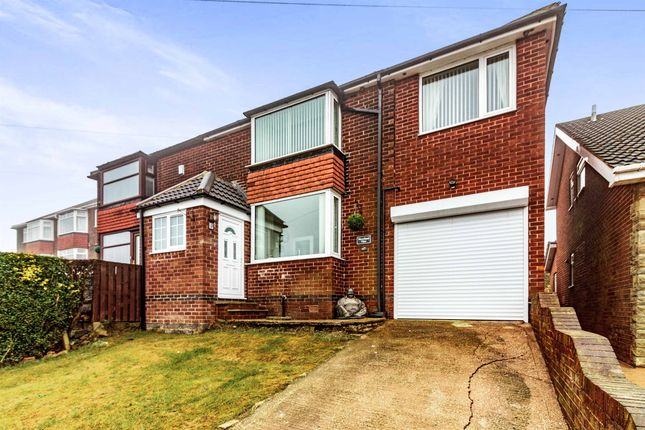 Thumbnail Semi-detached house for sale in Leedham Road, Stag, Rotherham