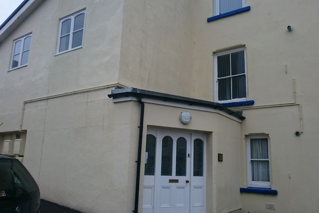 Thumbnail Flat to rent in High Street, Neyland Milford Haven