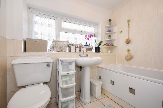 Bathroom of Basildon, Essex, United Kingdom SS14