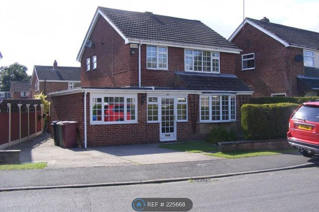 Thumbnail Detached house to rent in Windermere Road, Derbyshire