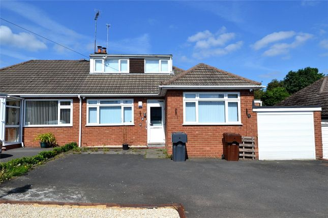 Thumbnail Bungalow for sale in Cleves Road, Rubery, Rednal, Birmingham