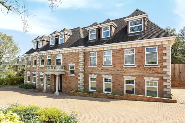 Thumbnail Flat for sale in Woodland Heights, 95 Ducks Hill Road, Northwood, Middlesex