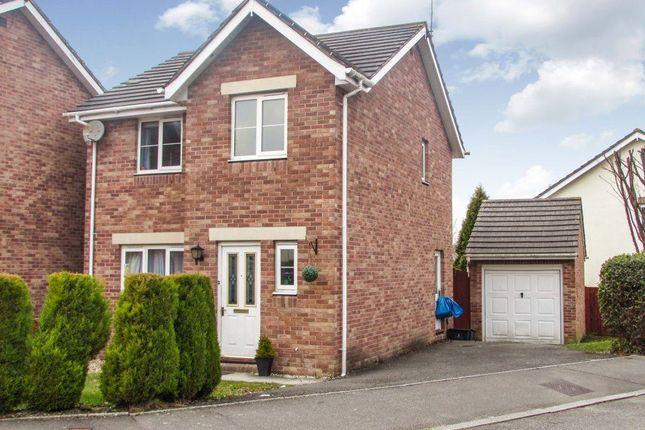 Thumbnail Property to rent in Maes Y Fedwen, Broadlands, Bridgend