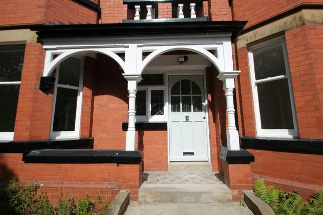 Porch of Priory Road, Sale M33