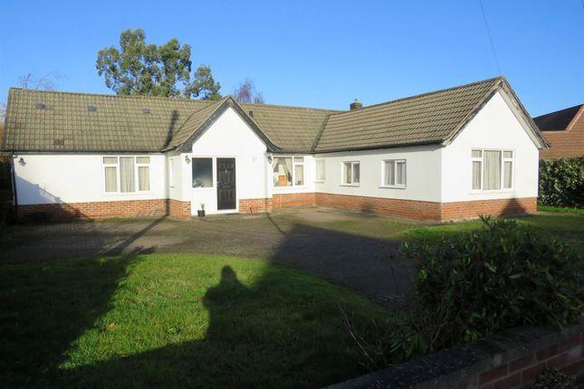 Thumbnail Detached bungalow for sale in Hollies Drive, Edwalton, Nottingham