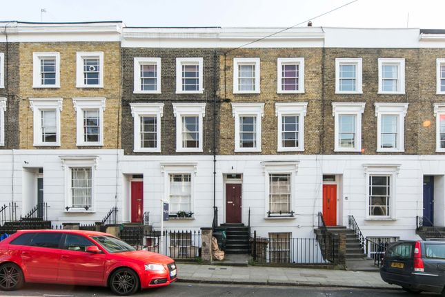 Thumbnail Flat to rent in Offord Road, London