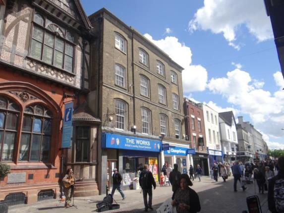 Thumbnail Flat for sale in High Street, Canterbury, Kent