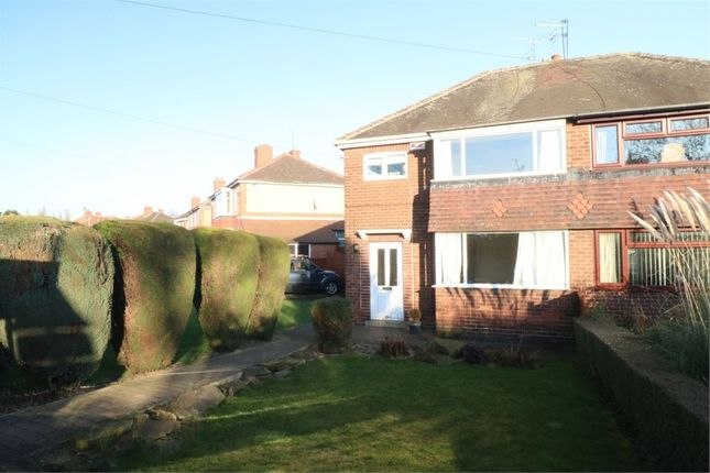 Thumbnail Semi-detached house for sale in Broom Avenue, Rotherham, South Yorkshire