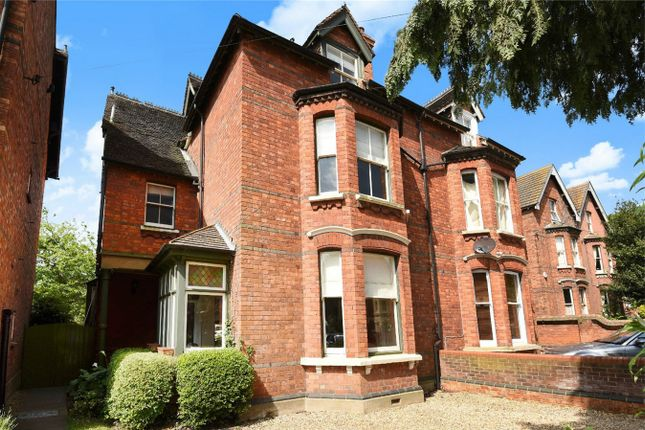 Thumbnail Semi-detached house for sale in Lansdowne Road, Bedford