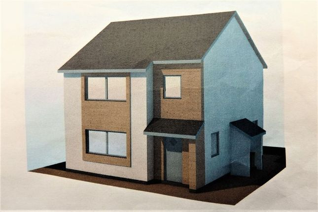 Thumbnail Detached house for sale in New Build, Plot 1, Lon Pitar, Water Street, Penygroes, Caernarfon