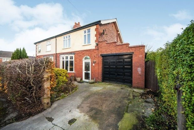 Thumbnail Property to rent in Pembury Avenue, Penwortham, Preston