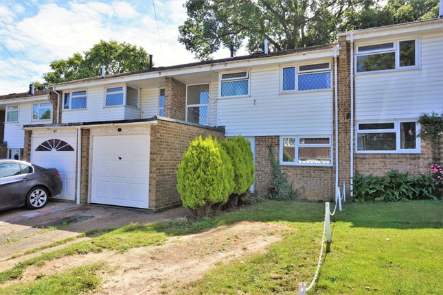 Thumbnail Terraced house for sale in Wildman Close, Gillingham