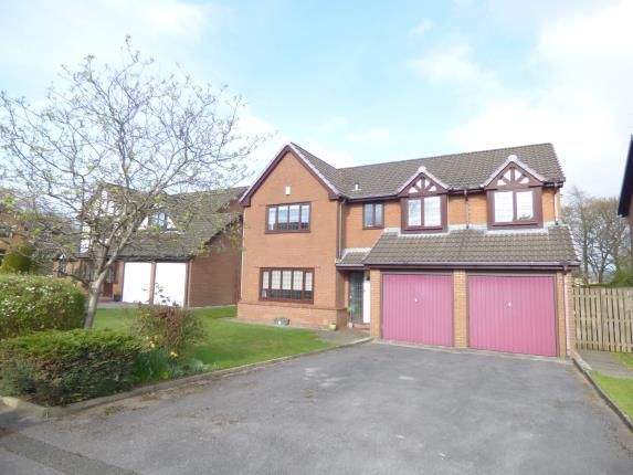 Thumbnail Detached house for sale in Dovedale Drive, Burnley, Lancashire