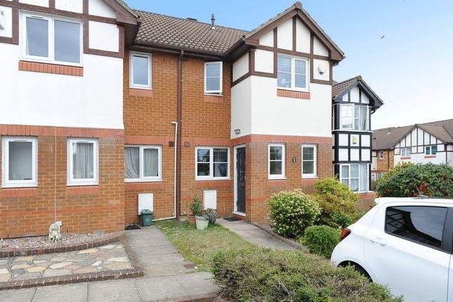 Thumbnail Terraced house to rent in Elliott Avenue, Ruislip Manor, Ruislip