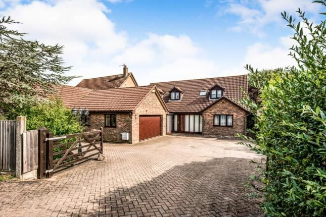 Thumbnail Detached house for sale in Wood End Road, Kempston, Bedford, Bedfordshire