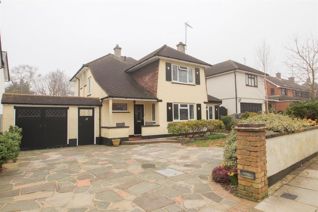 Detached house for sale in Woodlands Park, Leigh-On-Sea