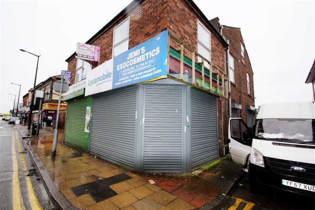 Thumbnail Property to rent in Cheetham Hill Road, Manchester