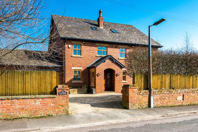 Thumbnail Detached house for sale in New Lane, Southport