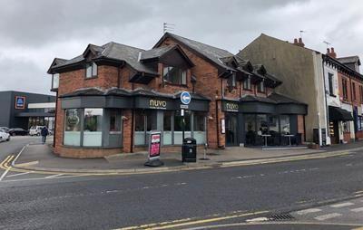 Thumbnail Commercial property for sale in 16 Tithebarn Street, Poulton-Le-Fylde, Lancashire