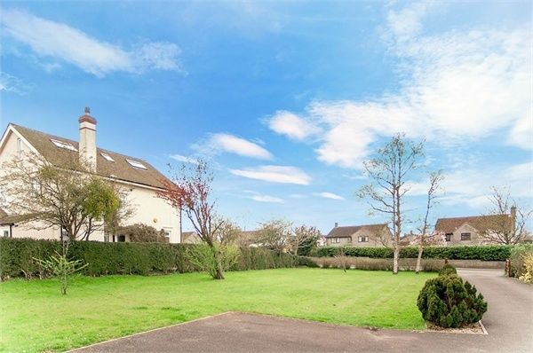 Thumbnail Detached house for sale in Field Road, Langport, Somerset