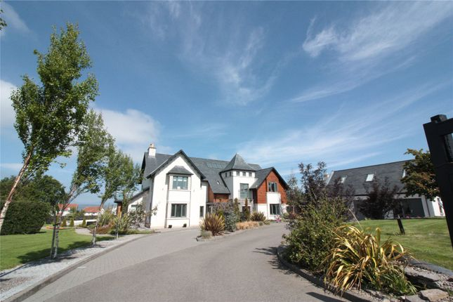 Thumbnail Detached house for sale in Heights Of Woodside, Westhill, Inverness