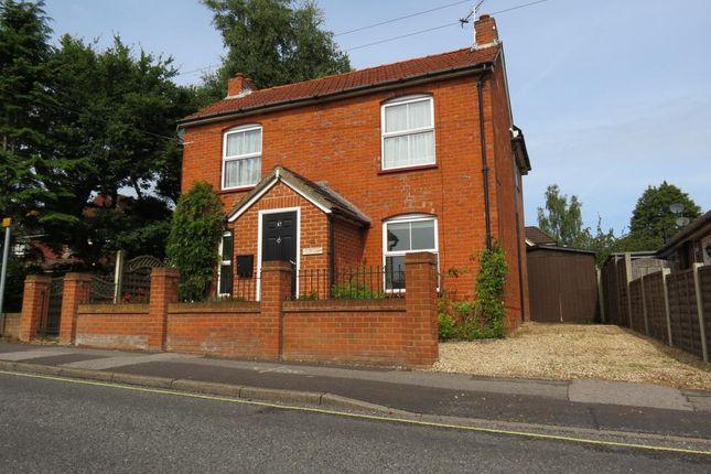 Thumbnail Detached house for sale in Sandy Lane, Farnborough