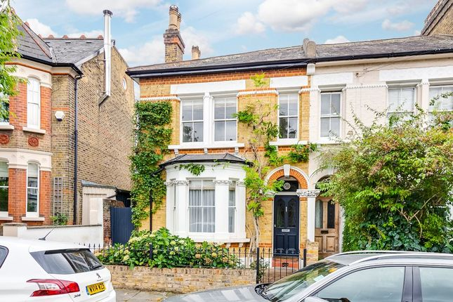 3 bed end terrace house for sale in Cleveland Gardens, London SW13