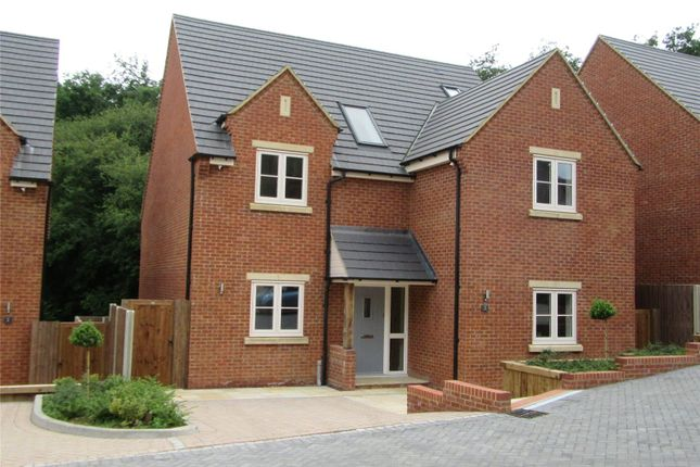 Detached house for sale in Hightown Place, Banbury, Oxfordshire