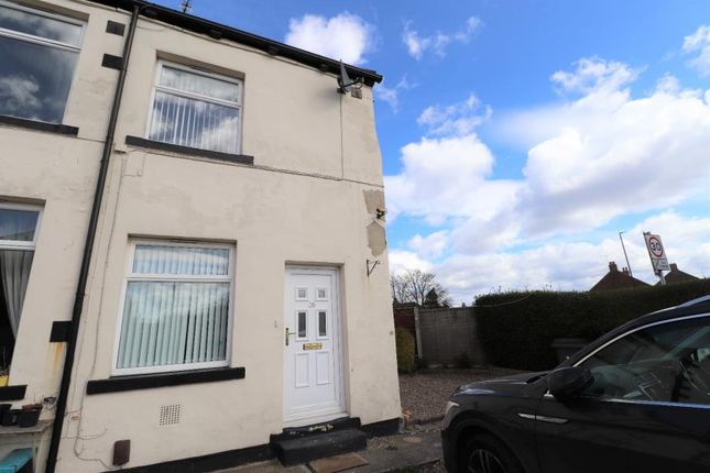 Thumbnail Terraced house to rent in Cemetery Road, Pudsey, Leeds