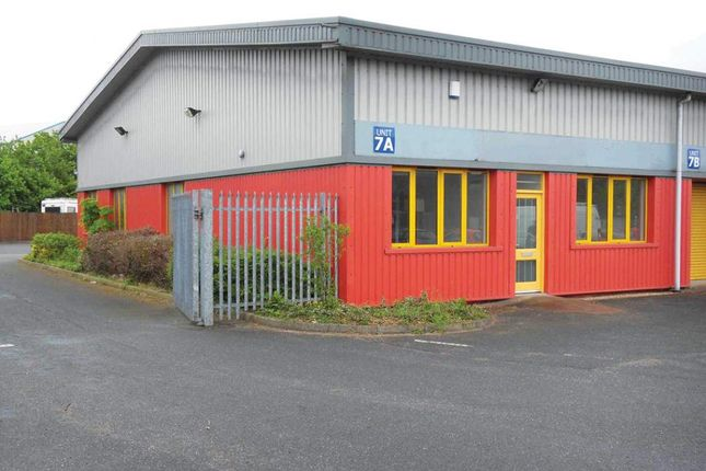 Thumbnail Industrial to let in Unit 7A Zone 4, Burntwood Business Park, Burntwood
