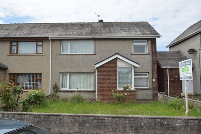 3 bed semi-detached house for sale in Irwell Road, Walney, Cumbria