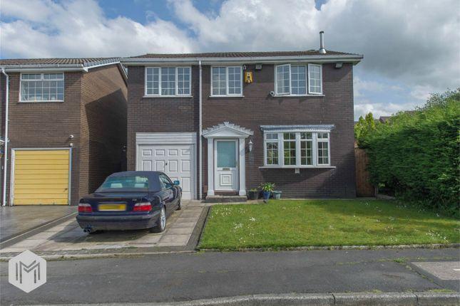 Thumbnail Detached house for sale in Birkenhills Drive, Ladybridge, Bolton, Lancashire
