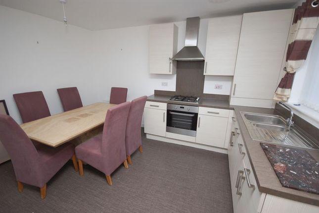 Dining Kitchen of Quarry Close, Killingworth Village, Newcastle Upon Tyne NE12