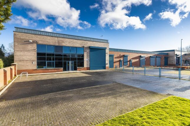Thumbnail Industrial to let in North Avenue, Clydebank Business Park, Clydebank