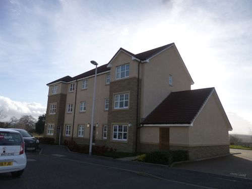Thumbnail Flat to rent in Whitehouse Gardens, Gorebridge