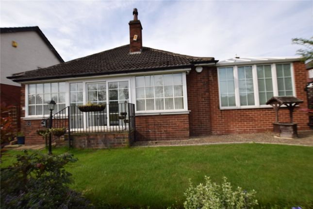 Thumbnail Detached bungalow for sale in Ring Road, Farnley, Leeds, West Yorkshire