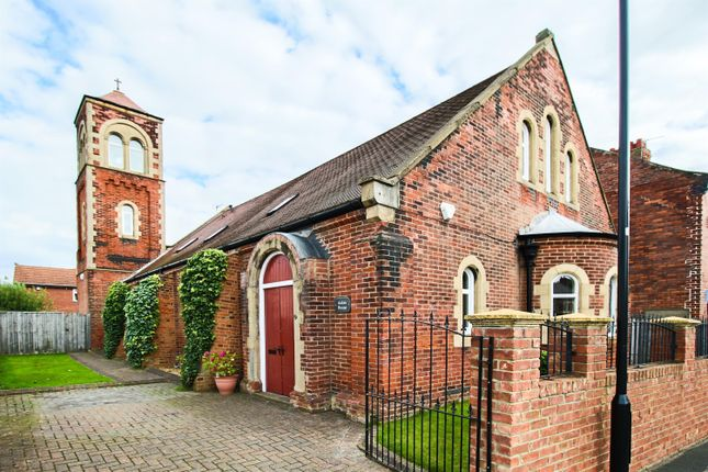 Thumbnail Detached house for sale in Aidan House, St. Georges Terrace, Sunderland