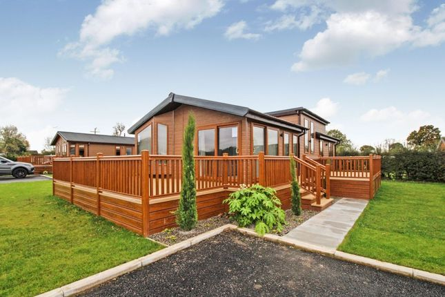 Thumbnail Bungalow for sale in The Ridgwood, Royal Vale, London Road, Allostock, Knutsford