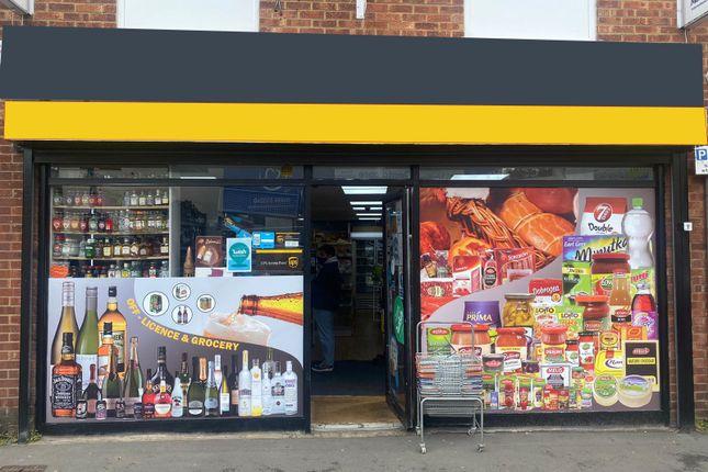 Thumbnail Retail premises for sale in 212 Desborough Road, High Wycombe, Buckinghamshire