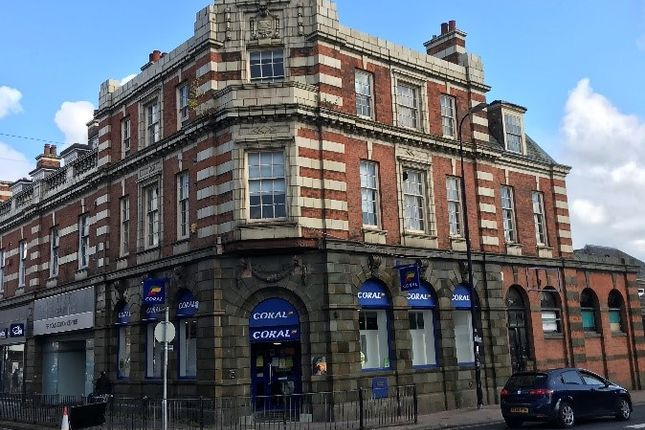 Thumbnail Commercial property to let in Market Street, Crewe