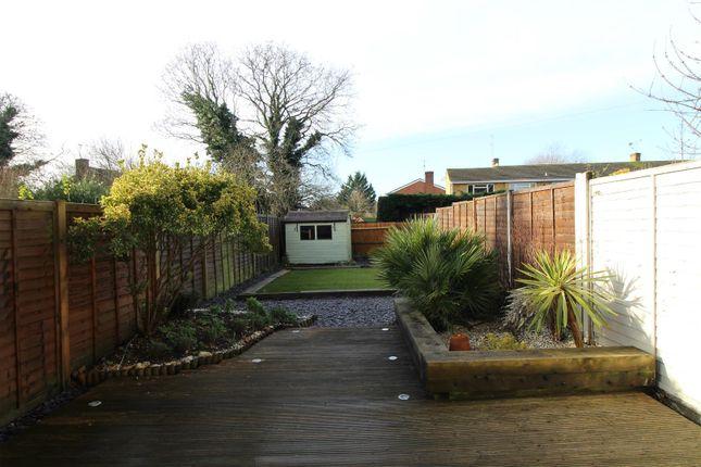 Exterior And Garden
