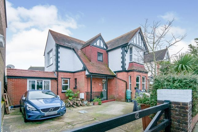 Thumbnail Detached house for sale in Rosebery Avenue, Eastbourne