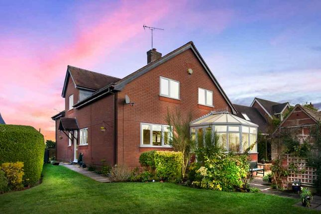 Thumbnail Detached house for sale in Myddle Hill, Myddle, Shrewsbury