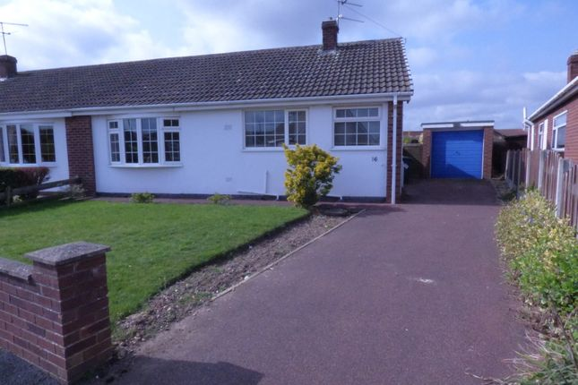3 bed bungalow to rent in Elm Drive, Finningley, Doncaster DN9