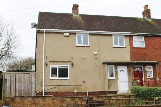 Thumbnail Semi-detached house for sale in Oak Tree Crescent, Mansfield Woodhouse, Mansfield