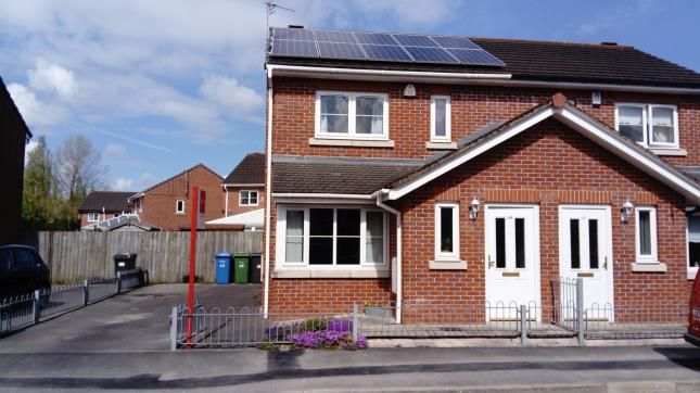 Thumbnail Semi-detached house for sale in Westland Drive, Padgate, Warrington, Cheshire