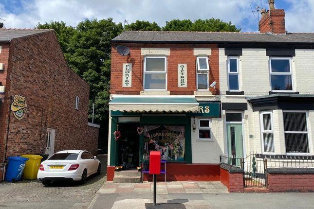Thumbnail Retail premises for sale in Norris Street, Warrington