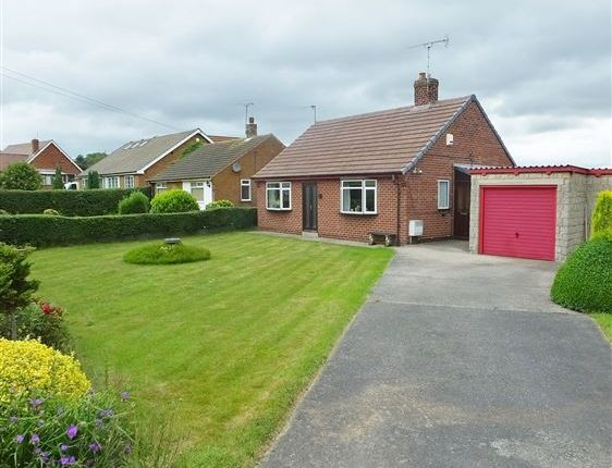 Thumbnail Bungalow for sale in Serlby Lane, Harthill, Sheffield