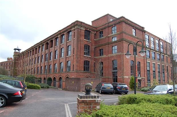 Thumbnail Flat to rent in Valley Mill, Cottonfields, Bolton