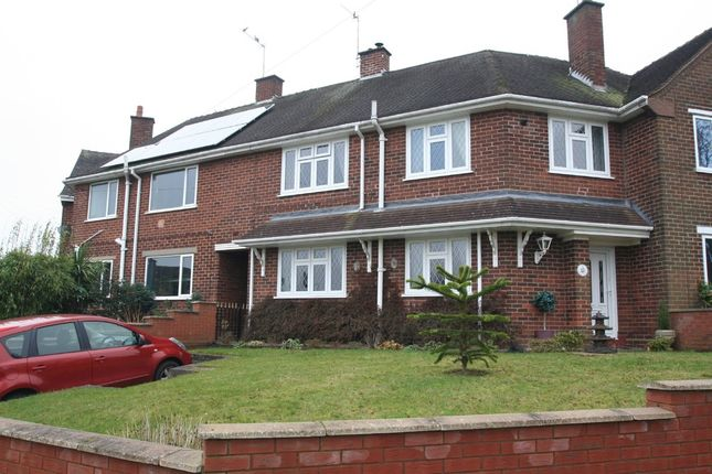 Thumbnail Terraced house for sale in Westwood Avenue, Stourbridge